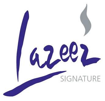 Lazeez-Signature-Logo