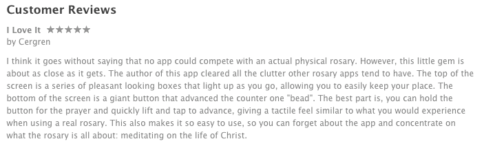 rosary-app