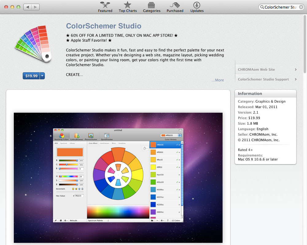 Top 20 Mac App Store Apps For Graphic Designers