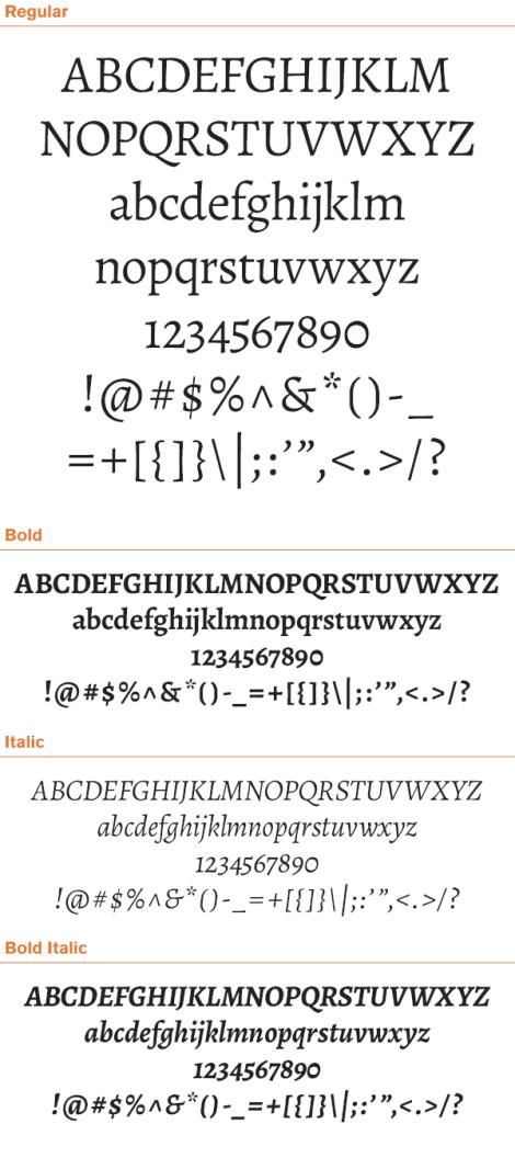 free-serif-fonts-alegreya