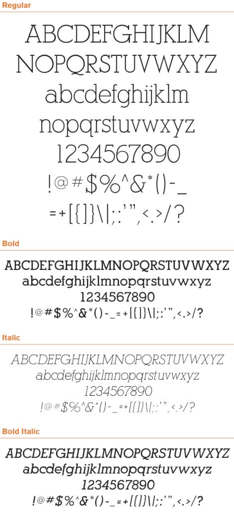 free-serif-fonts-alexandria