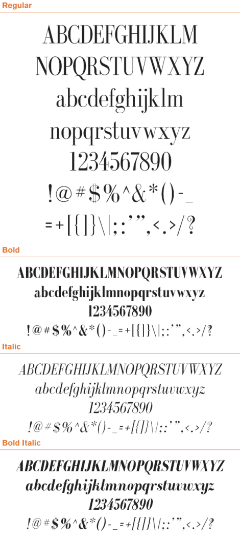 free-serif-fonts-galileo