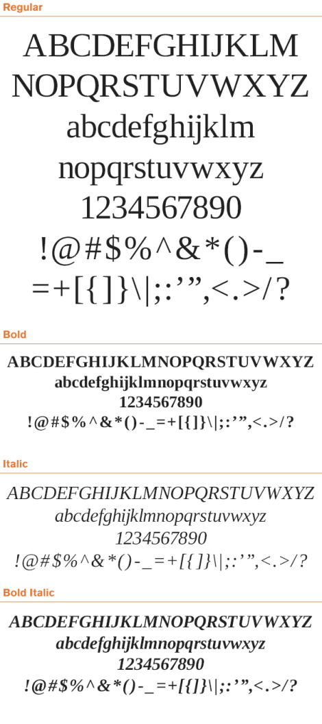 free-serif-fonts-liberation-serif