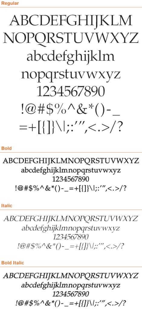 free-serif-fonts-portland-ldo