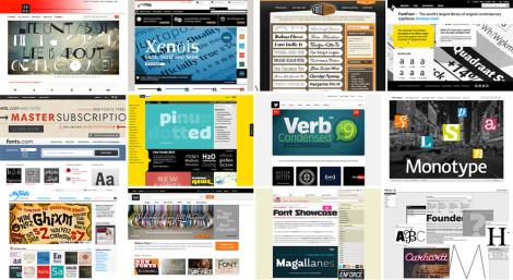 commercial-font-vendors