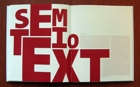 From the book: Art and Text