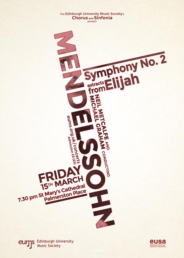 EUMS Chorus & Sinfonia: Spring Concert 2013