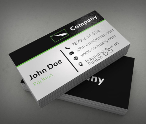 call card