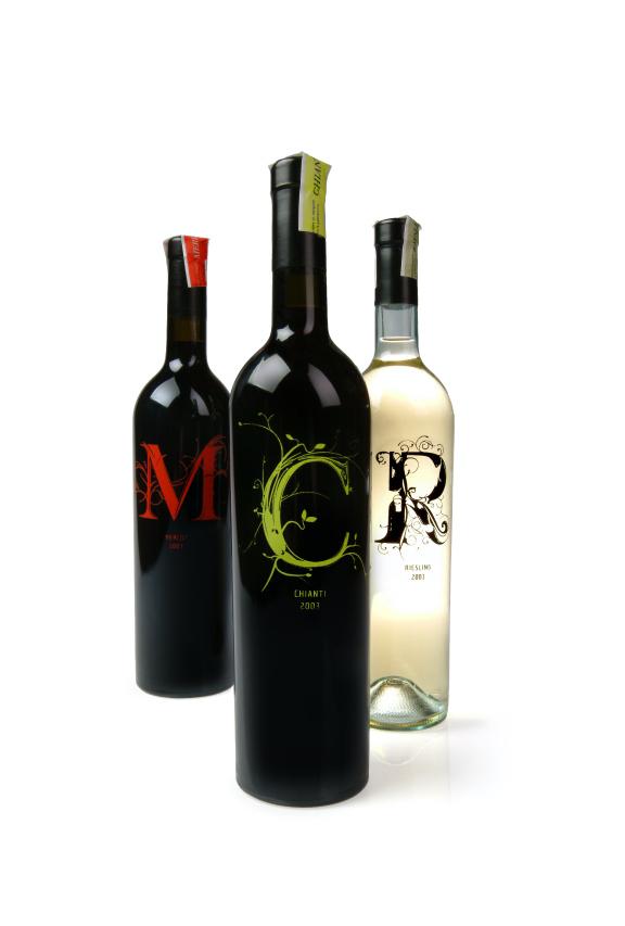 275 Beautiful Wine Bottle Label Designs from 10 Design ...