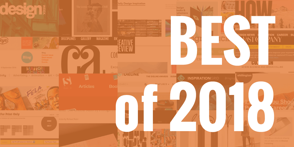 20 Best Design Blogs for 2018