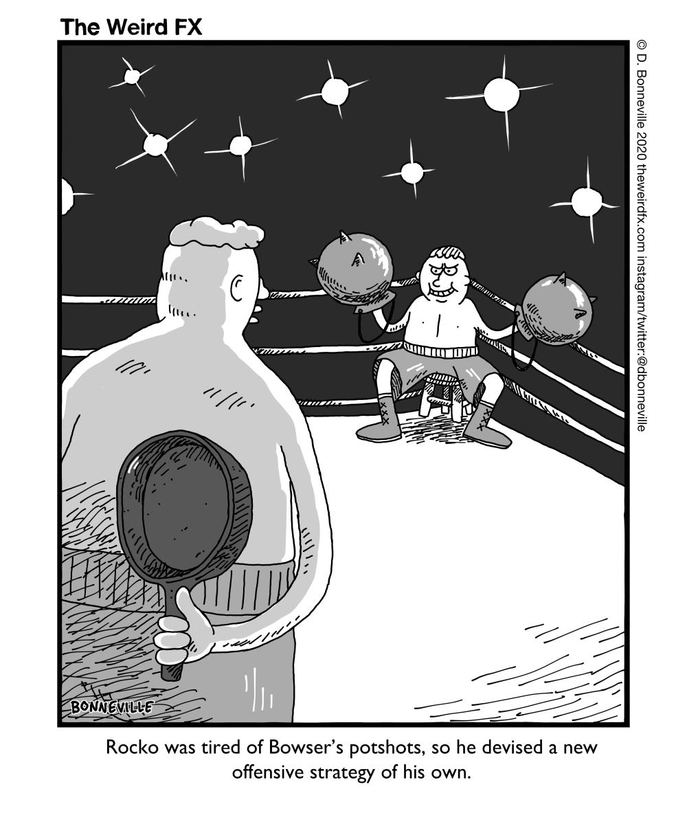 9968 pot shot boxer